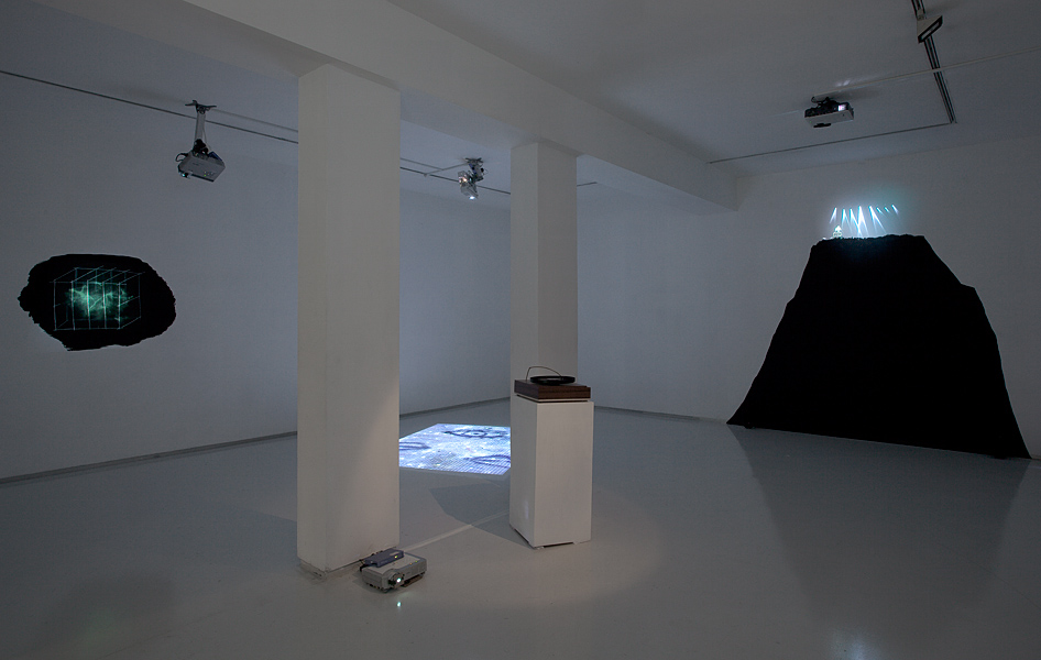 Last Watch, Installation view, Noga Gallery of Contemporary Art, 2010