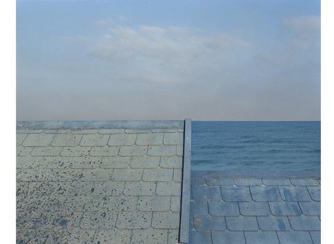 Orit Raff, Untitled, lambda print, 127x152cm, 2006
