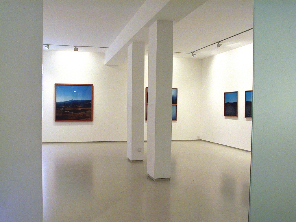 Summer Day, Exhibition view, Noga Gallery of Contemporary Art, 2003