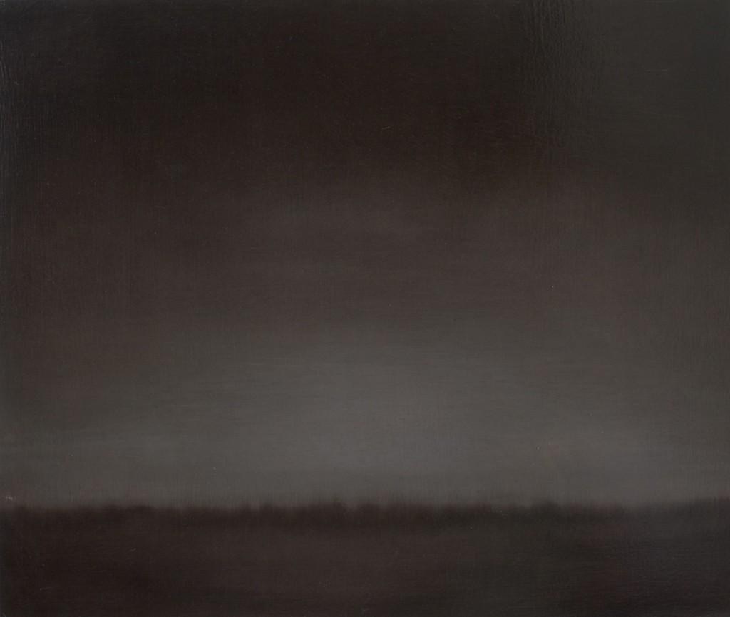 Cronos 2, oil on canvas, 80x120cm, 2005-2006