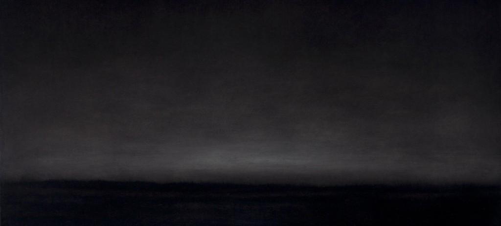 Cronos, oil on canvas, 210x110cm, 2006
