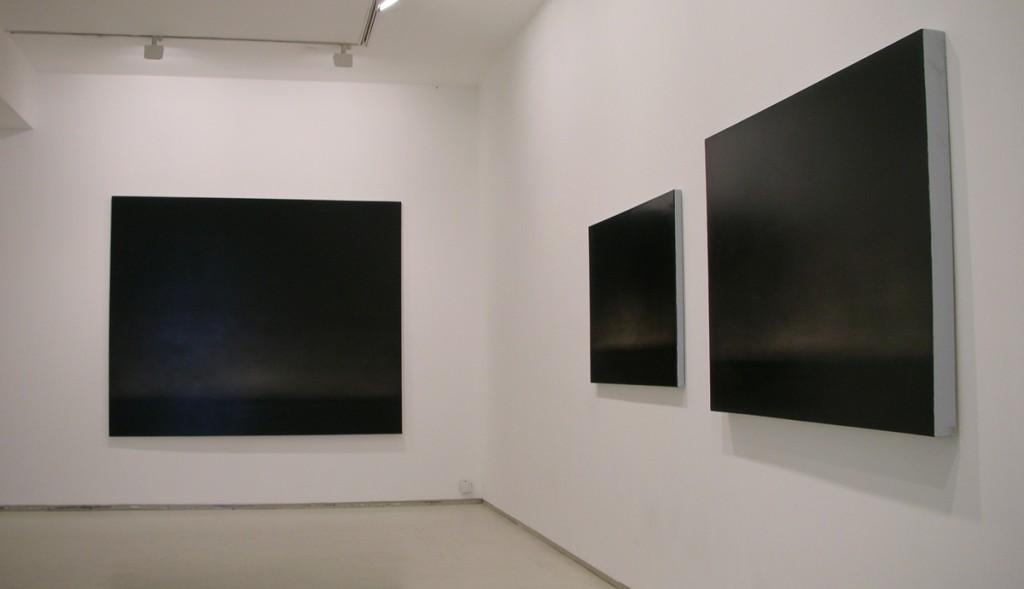 Cronos, Exhibition view, Noga Gallery of Contemporary Art, 2006