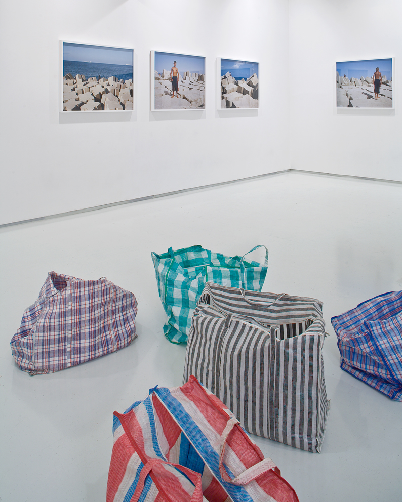 Failures, installation view, Noga Gallery of Contemporary Art, 2009