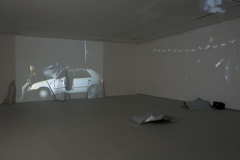 Talia Keinan, Gottesdiener Prize exhibition, Installation view, Tel Aviv Museum, 2008