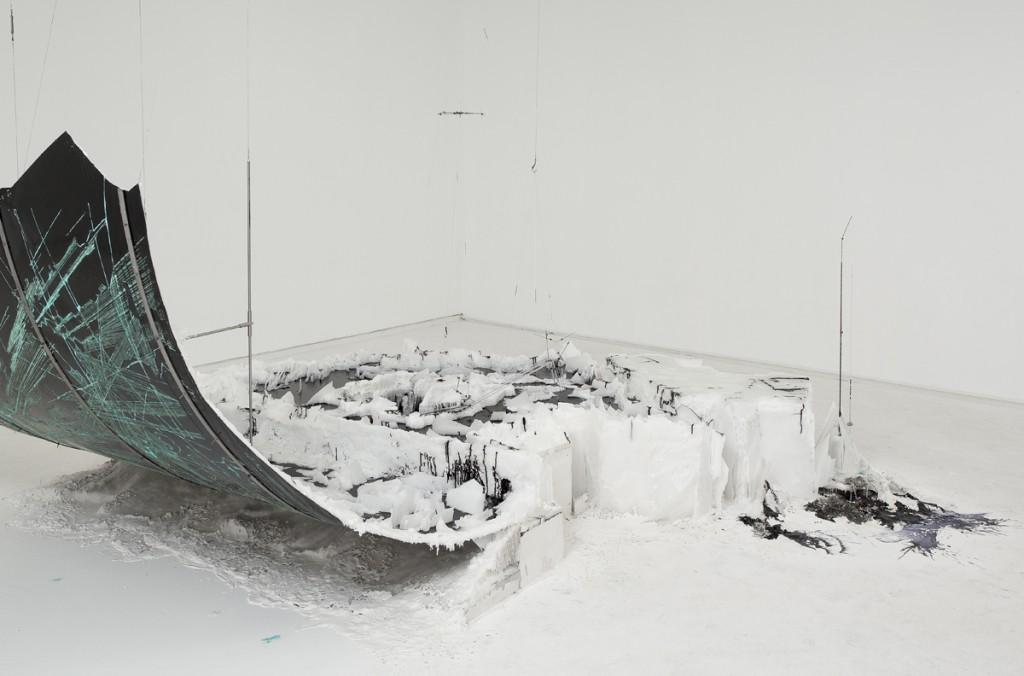 Gottesdiener Winners, installation view, Tel Aviv Musuem ,2010