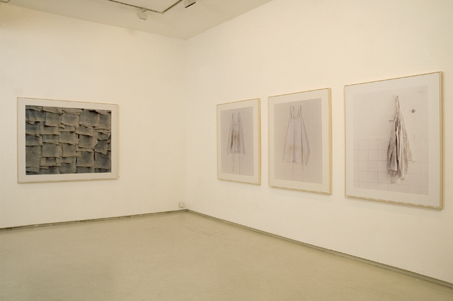 Insatiable, Installation view, Noga Gallery of Contemporary Art, 2005