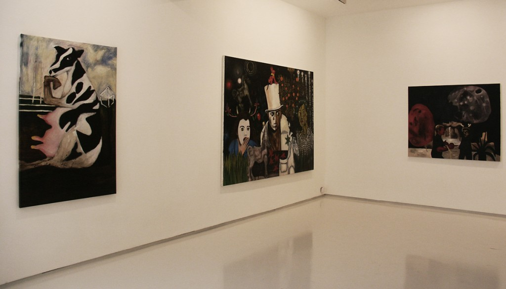 Bear Hug, Exhibition view, Noga Gallery of Contemporary Art, 2006