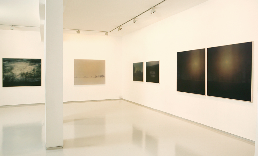 Liquidation, Installation view, Noga Gallery of Contemporary Art, 2006
