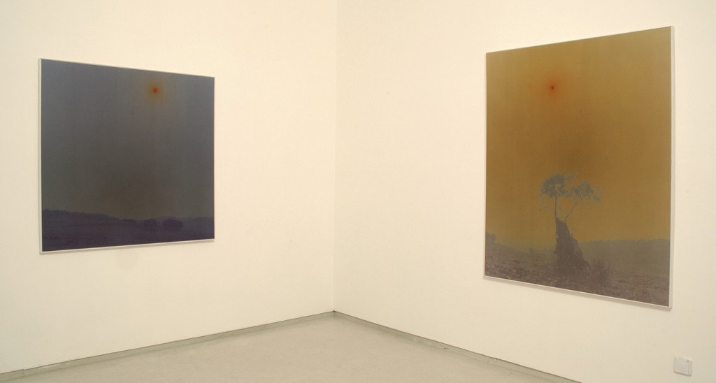 Ghost, Installation View, Noga Gallery of Contemporary Art, 2004