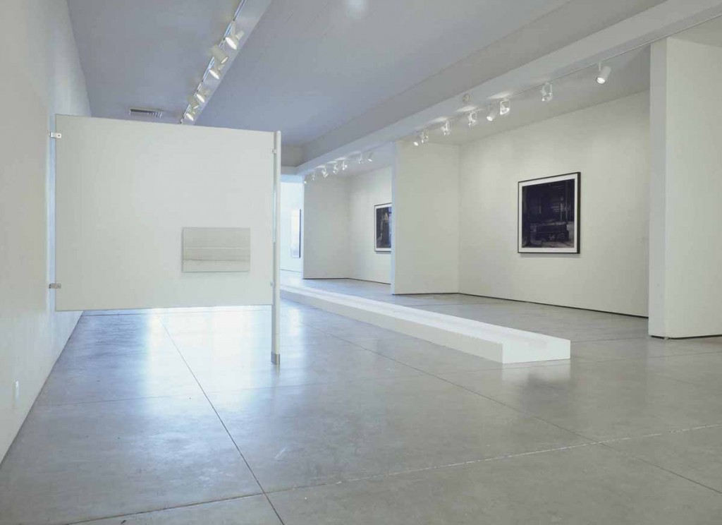 Orit Raff, Dynamic Equilibrium, Installation View, New Mexico, 2002