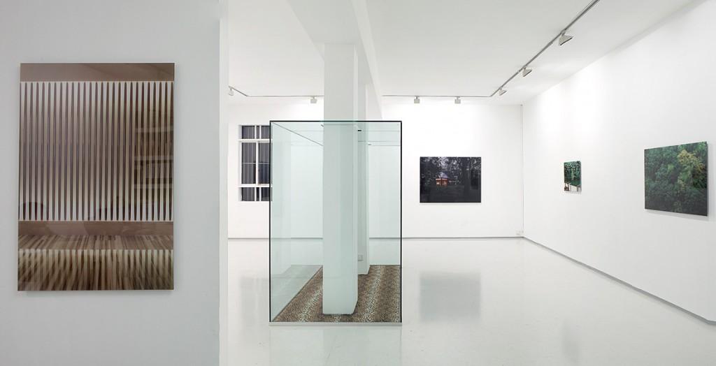 Shangri-La, Installation view, Noga Gallery of Contemporary Art, 2011