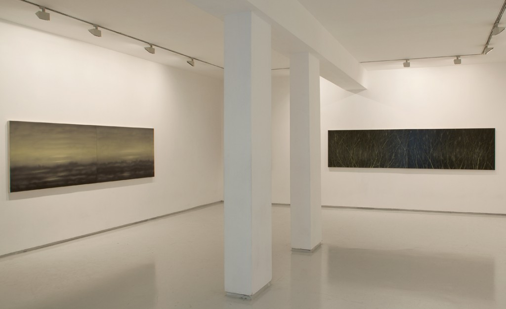 Ivory Dawn, Exhibition view, Noga Gallery of Contemporary Art, 2009