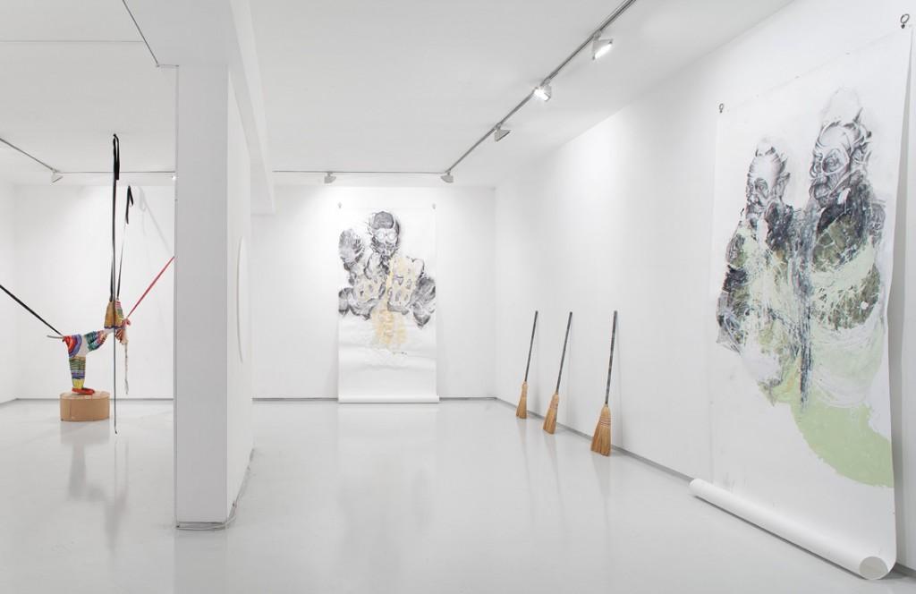 Hogwarts, Installation view, Noga Gallery of Contemporary Art, 2010
