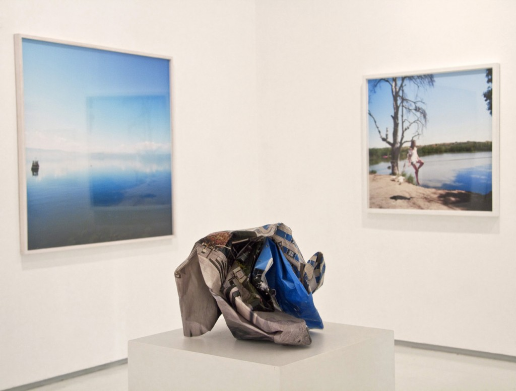Landmarks, Exhibition view, Noga Gallery of Contemporary Art, 2014