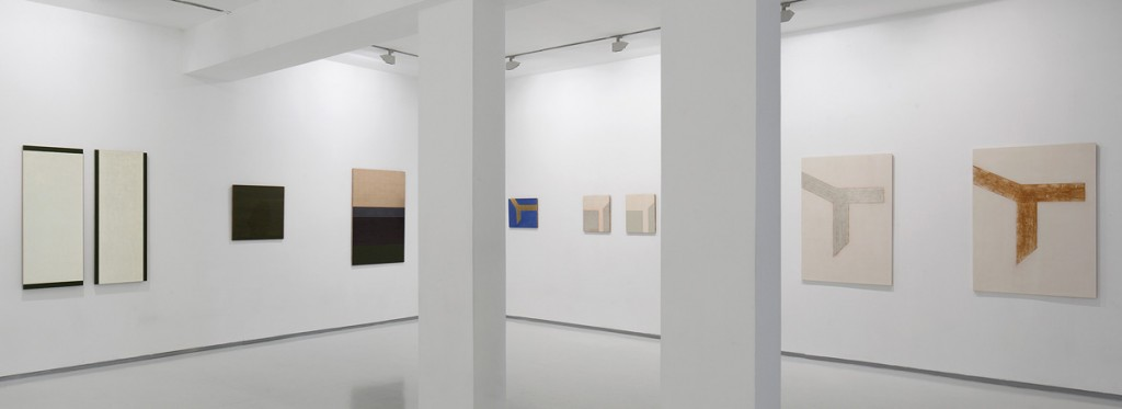 Works from the Gaby and Ami Brown Collection, Exhibition view, Noga Gallery of Contemporary Art, 2013