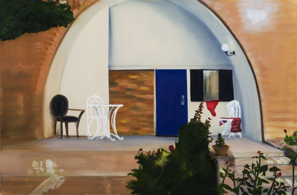 Arch, Oil on Canvas, 100x150cm, 2013