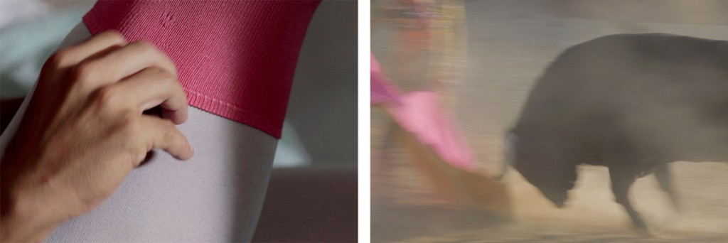 Dressing, Archival Ink Print, Diptych, 17x25 cm, 2012