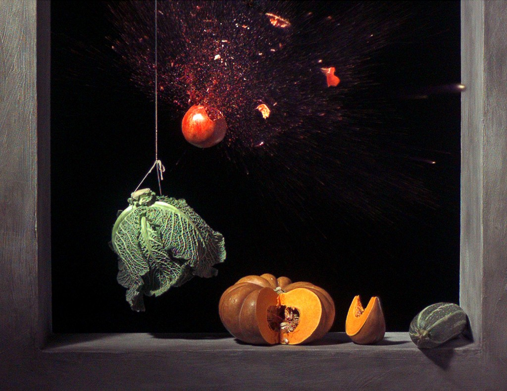 Pomegranate, Still from Video, 2006