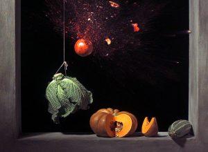 Ori Gersht Pomegranate, Still from Video, 2006 (3)