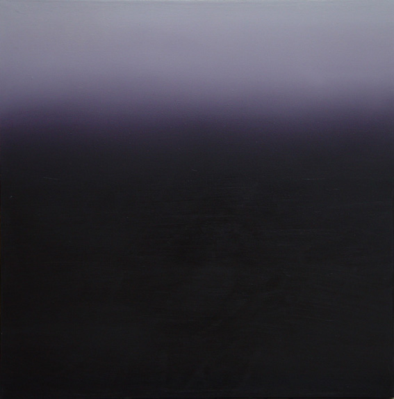 Purple Dawn, Oil on Canvas, 60x60cm, 2003