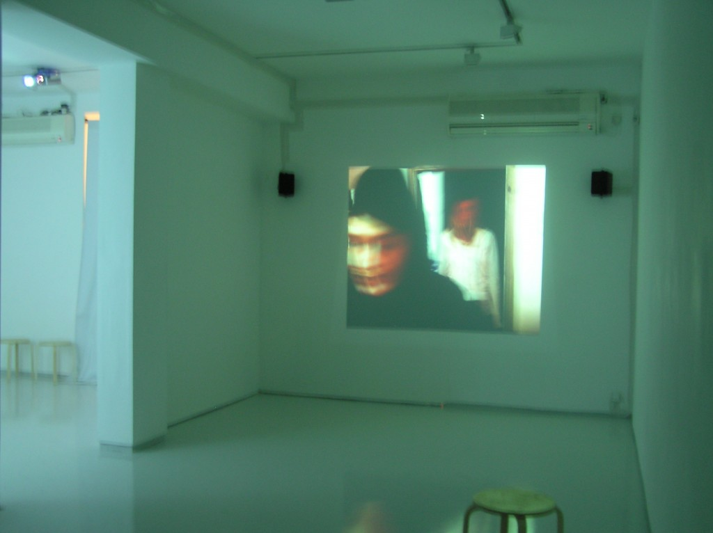 Repulsion, installation view, Noga Gallery of Contemporary Art, 2006
