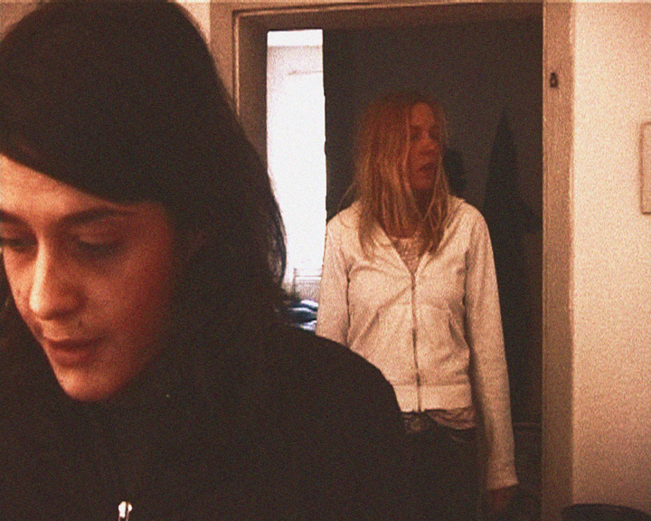 Repulsion, Still from Video, 2006