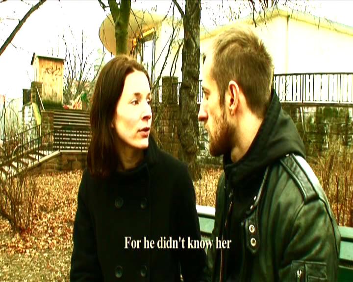 Keren Cytter, Ruissellements du Diable, still from video, 2008