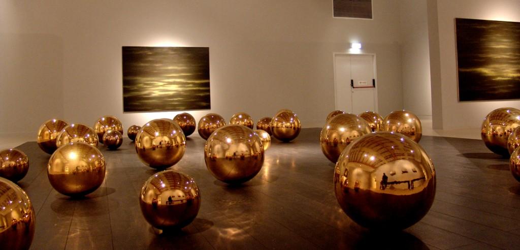 Mosh Kashi, Tefen, installation view,2012