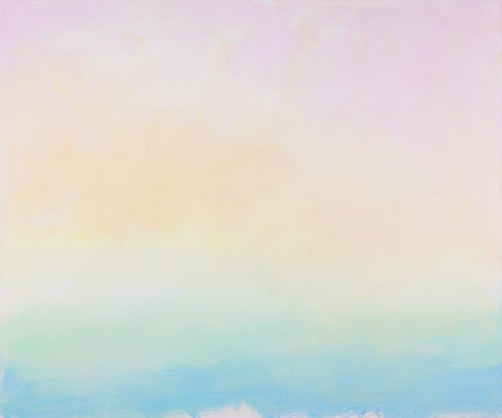 Untitled 10, acrylic on canvas, 100x120 cm, 2011