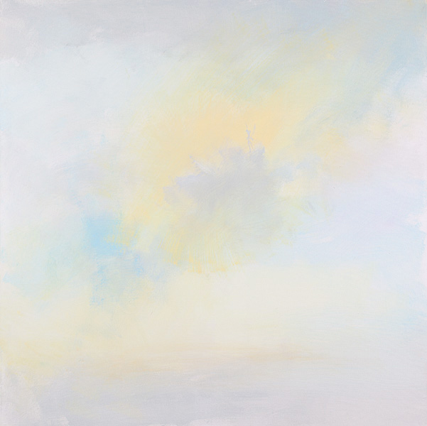 Untitled 11, acrylic on canvas, 100x100 cm, 2011
