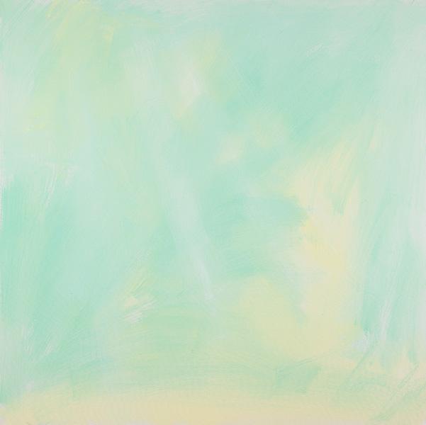 Untitled 6, acrylic on canvas, 100x100 cm, 2011