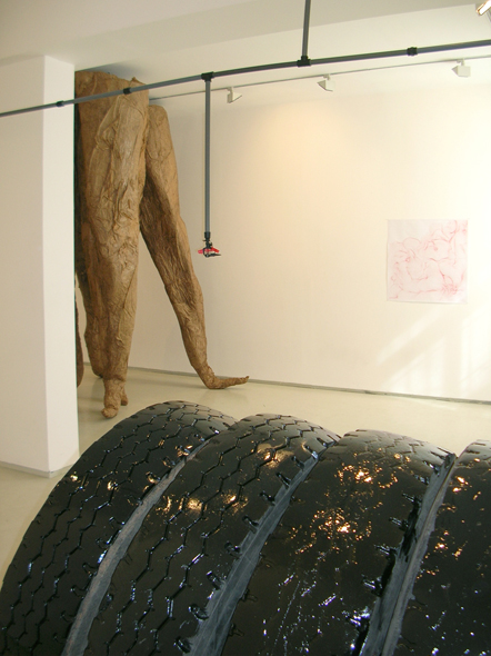 Secrets, Installation view, Noga Gallery of Contemporary Art, 2006