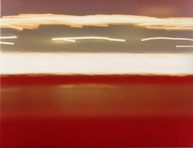 Ori Gersht, Vegas Rotation 3, C-Print, 150x190cm, 2003