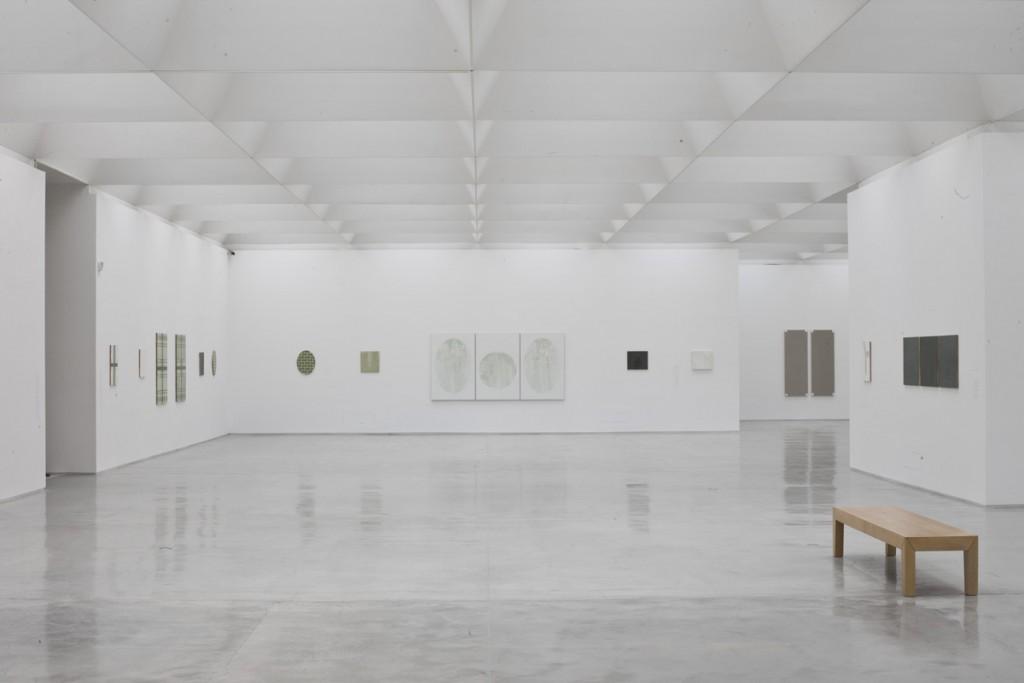 Joshua Borkovsky, Veronese Green, installation view, Israel Museum, 2012