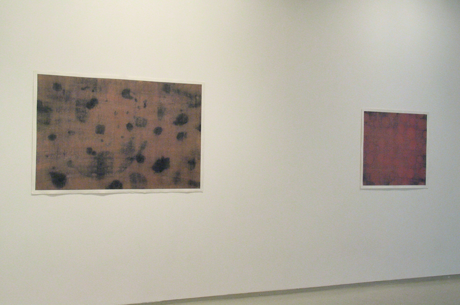 New Works, Installation view, Noga Gallery of Contemporary Art, 2004