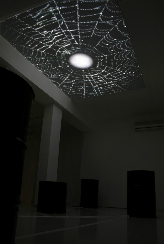 Luna, Installation View, Noga Gallery of Contemporary Art, 2007