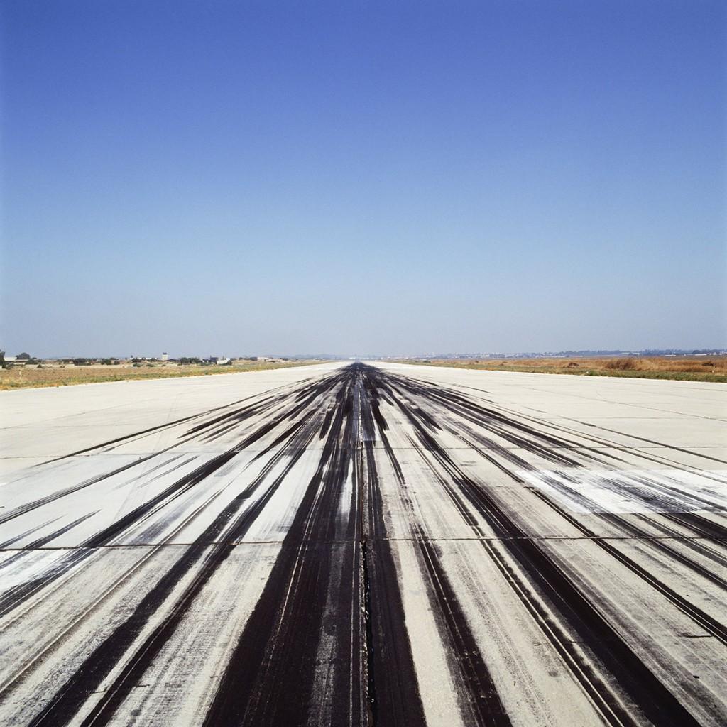 Runway #3, Archival Pigment Print, 80x80cm, 2007