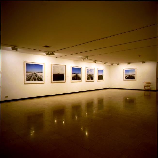 Naomi Leshem, The Constantiner Award Exhibition, Tel Aviv Museum of Art, Tel Aviv, 2009