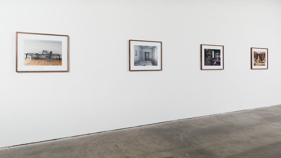 Orit Raff, Priming, installation View, LAXART, 2014
