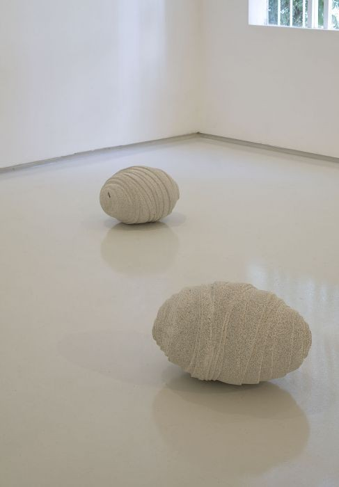 Untitled, Foamed Concrete, 25x40cm each, 2008