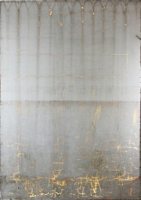 Chanan De Lange, Liminal time, Mixed Media, 140x210cm, 2013-2015