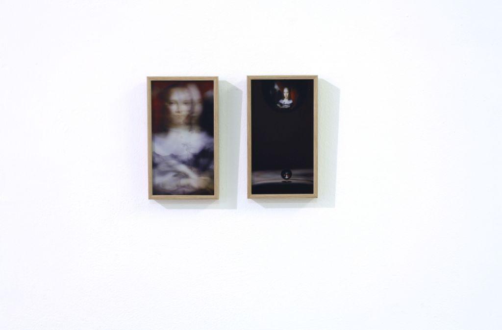 OPERART, installation view, Noga Gallery, 2017.