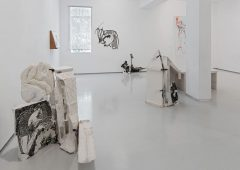​Hayot, installation view, Noga Gallery of Contemporary Art, 2015
