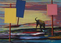 Matan Ben-Tolila, Signs, 2017, 160x145 cm