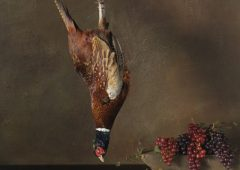Ori Gersht, Falling Bird, 2008, Still from Video.