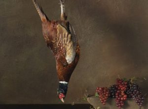 Ori Gersht, Falling Bird,2008, Still from Video.