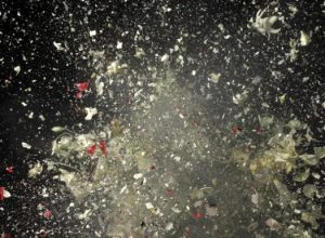 Ori Gersht, Blow up, Untitled7, 2007, C-print, 240x180cm.