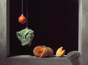 Ori Gersht, Pomegranate, 2006, Still from Video.