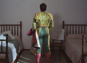 Ori Gersht, The Offering, Bull&Matador, diptych, 2012.