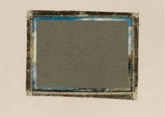 Amikam Toren, Falmouth Port Forgotten, 2016, mixed media, 91x100 cm.